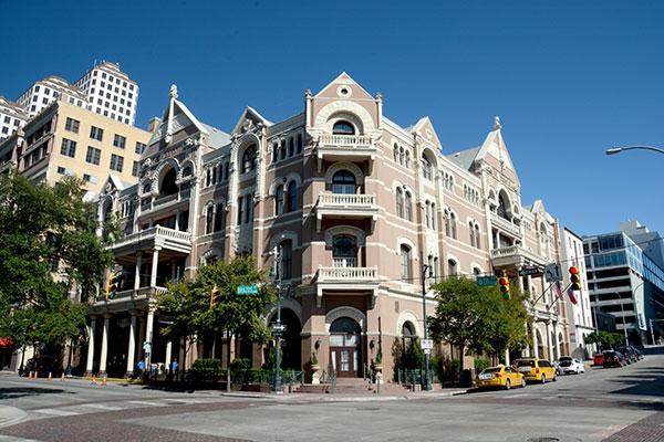 Austin - Driskill Hotel