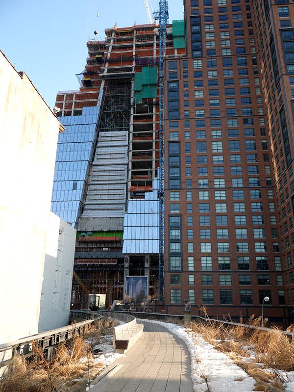 Hudson Yard Building
