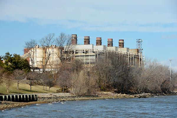 Alexandria Power Plant